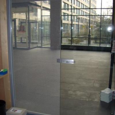Zöpnek Glas | Referenzen - Türen
